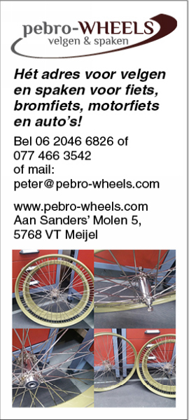 Pebro Wheels